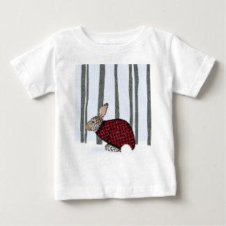 Camiseta Para Bebê Finalmente morno