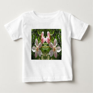 Camiseta Para Bebê Flor -2a do primavera