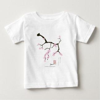 Camiseta Para Bebê Flor 3 de Tony Fernandes Sakura