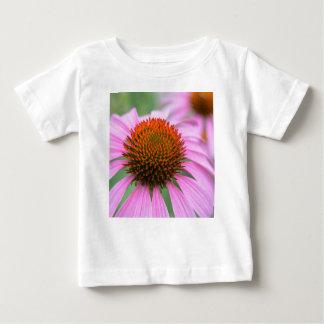 Camiseta Para Bebê Flor do cone