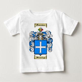 Camiseta Para Bebê Florença