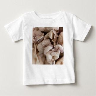 Camiseta Para Bebê Flores secas