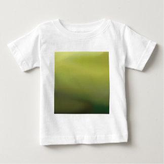 Camiseta Para Bebê Floresta húmida abstrata