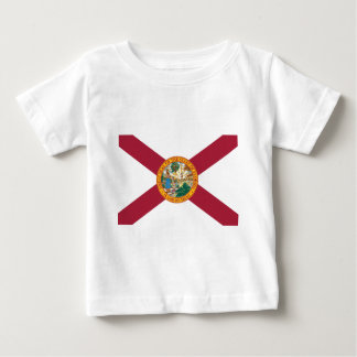 Camiseta Para Bebê Florida