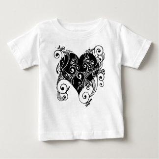 Camiseta Para Bebê flourish