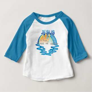 Camiseta Para Bebê Fonte de água