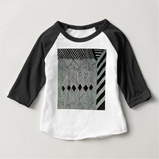 Camiseta Para Bebê Formação de diamantes