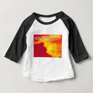 Camiseta Para Bebê formação não presidencial