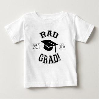 Camiseta Para Bebê Formando 2017 do Rad
