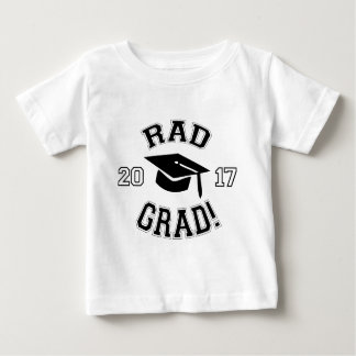 Camiseta Para Bebê Formando 2017 do Rad