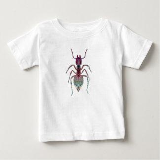 Camiseta Para Bebê Formiga