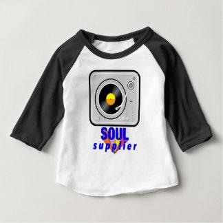 Camiseta Para Bebê Fornecedor da alma