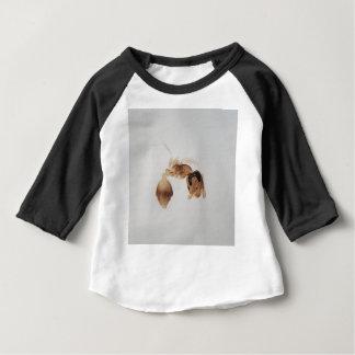 Camiseta Para Bebê Foto do microscópio de uma formiga