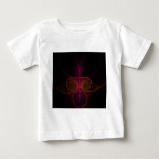 Camiseta Para Bebê Fractal estrangeiro
