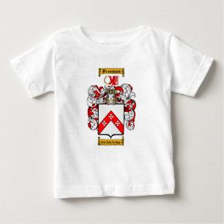 Camiseta Para Bebê Freeman (irlandês)