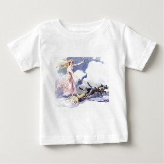 Camiseta Para Bebê Freyja