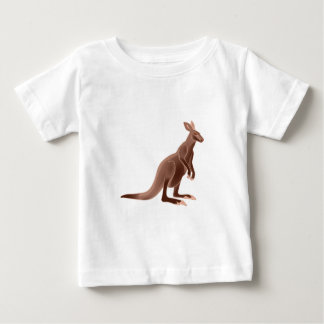 Camiseta Para Bebê Fugas Hoppy