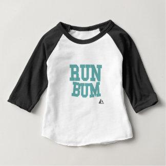 Camiseta Para Bebê Funcione a cerceta do vagabundo