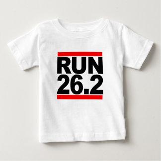Camiseta Para Bebê funcione a maratona T-Shirts.png
