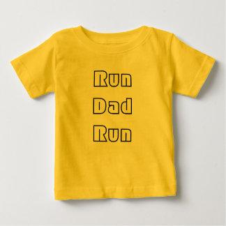 Camiseta Para Bebê Funcione o funcionamento do pai
