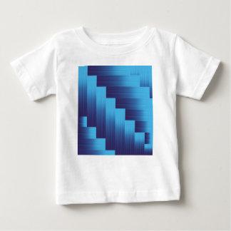 Camiseta Para Bebê fundo 84Metallic _rasterized