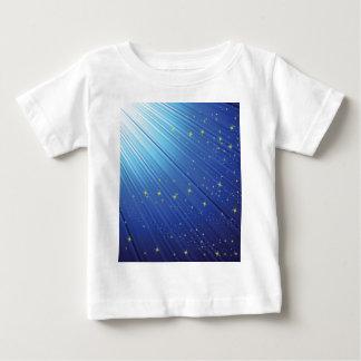 Camiseta Para Bebê fundo 86Blue _rasterized
