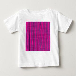 Camiseta Para Bebê Fundo de madeira roxo do Grunge