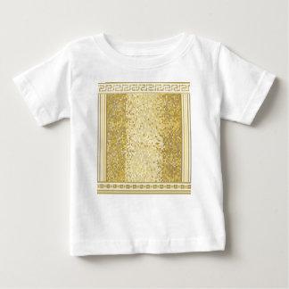 Camiseta Para Bebê Fundo do estilo romano