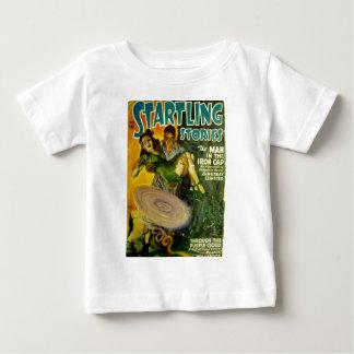 Camiseta Para Bebê Furacão minúsculo