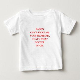 Camiseta Para Bebê futebol