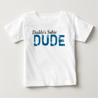 Camiseta Para Bebê Gajo do Subie do pai