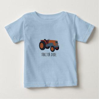Camiseta Para Bebê Gajo do trator