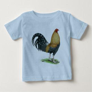 Camiseta Para Bebê Gamecock:  Os DOM ou Crele