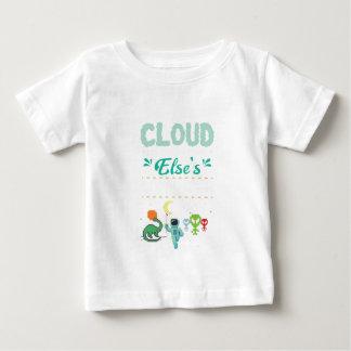 Camiseta Para Bebê Gamer do amante do computador engraçado ELE