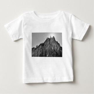 Camiseta Para Bebê Garganta de Boulder do pináculo dos estreitos