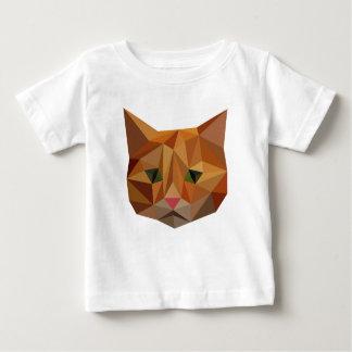 Camiseta Para Bebê Gatinho de Digitas