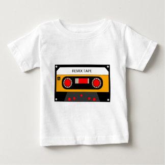 Camiseta Para Bebê Gaveta do anos 80 do vintage