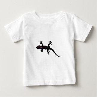 Camiseta Para Bebê gecos de kauai