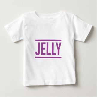 Camiseta Para Bebê Geléia