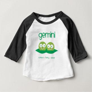 Camiseta Para Bebê Gemeni