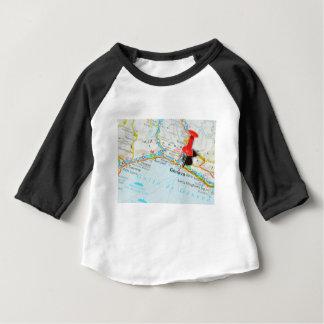 Camiseta Para Bebê Genebra, Italia