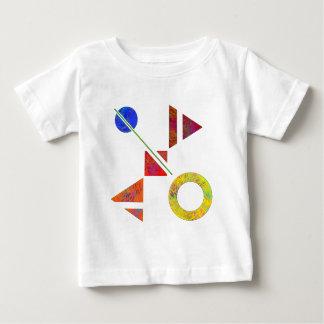 Camiseta Para Bebê Genessium - nascimento dos maths