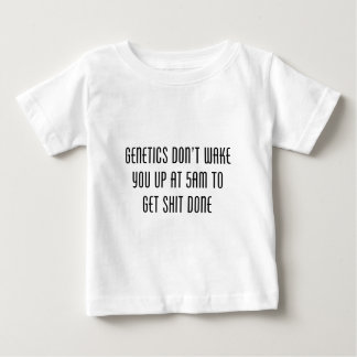 Camiseta Para Bebê Genética