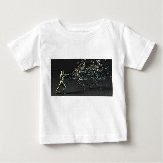 Camiseta Para Bebê Gestão da riqueza e planeamento financeiro
