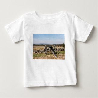 Camiseta Para Bebê Gettysburg: Uma ideia da carga de Pickett