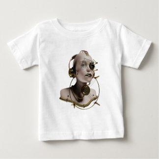 Camiseta Para Bebê giger do vapor