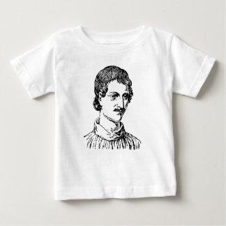 Camiseta Para Bebê Giordano Bruno