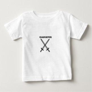 Camiseta Para Bebê Gladiador