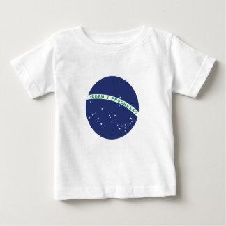 Camiseta Para Bebê Globo brasileiro