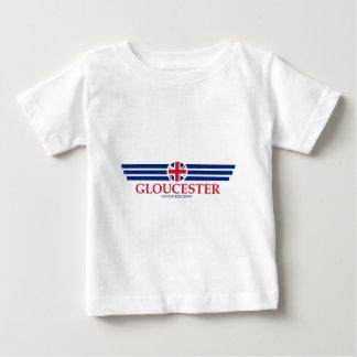Camiseta Para Bebê Gloucester